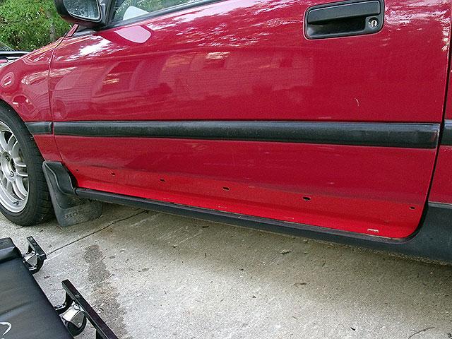 Image & CRX Community Forum \u2022 View topic - Bottom of door plastic trim Pezcame.Com